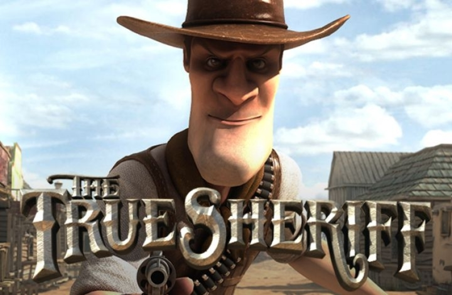 The True Sheriff Online Slot Demo Game by Betsoft