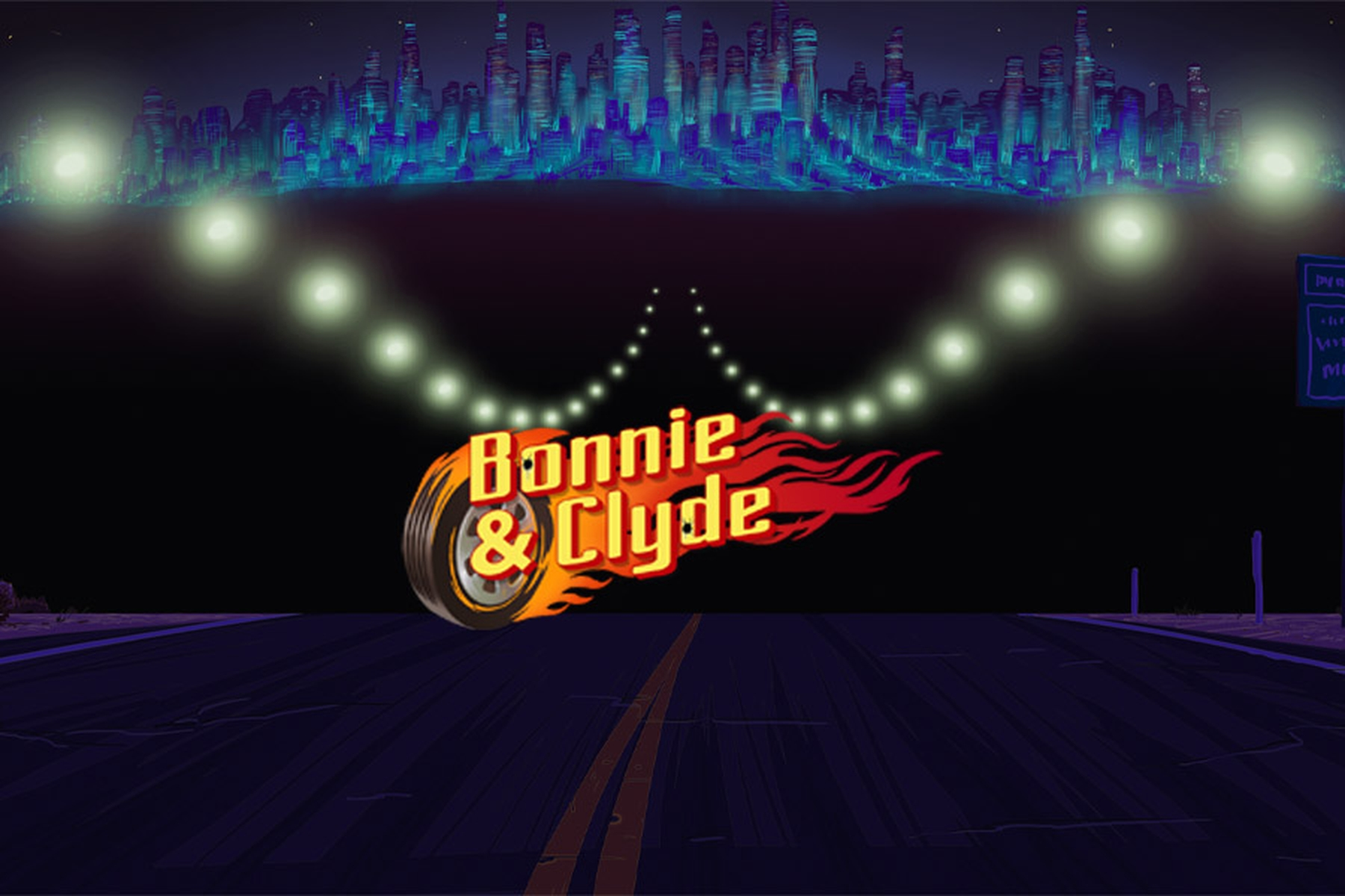 The Bonnie & Clyde (BF games) Online Slot Demo Game by BF games
