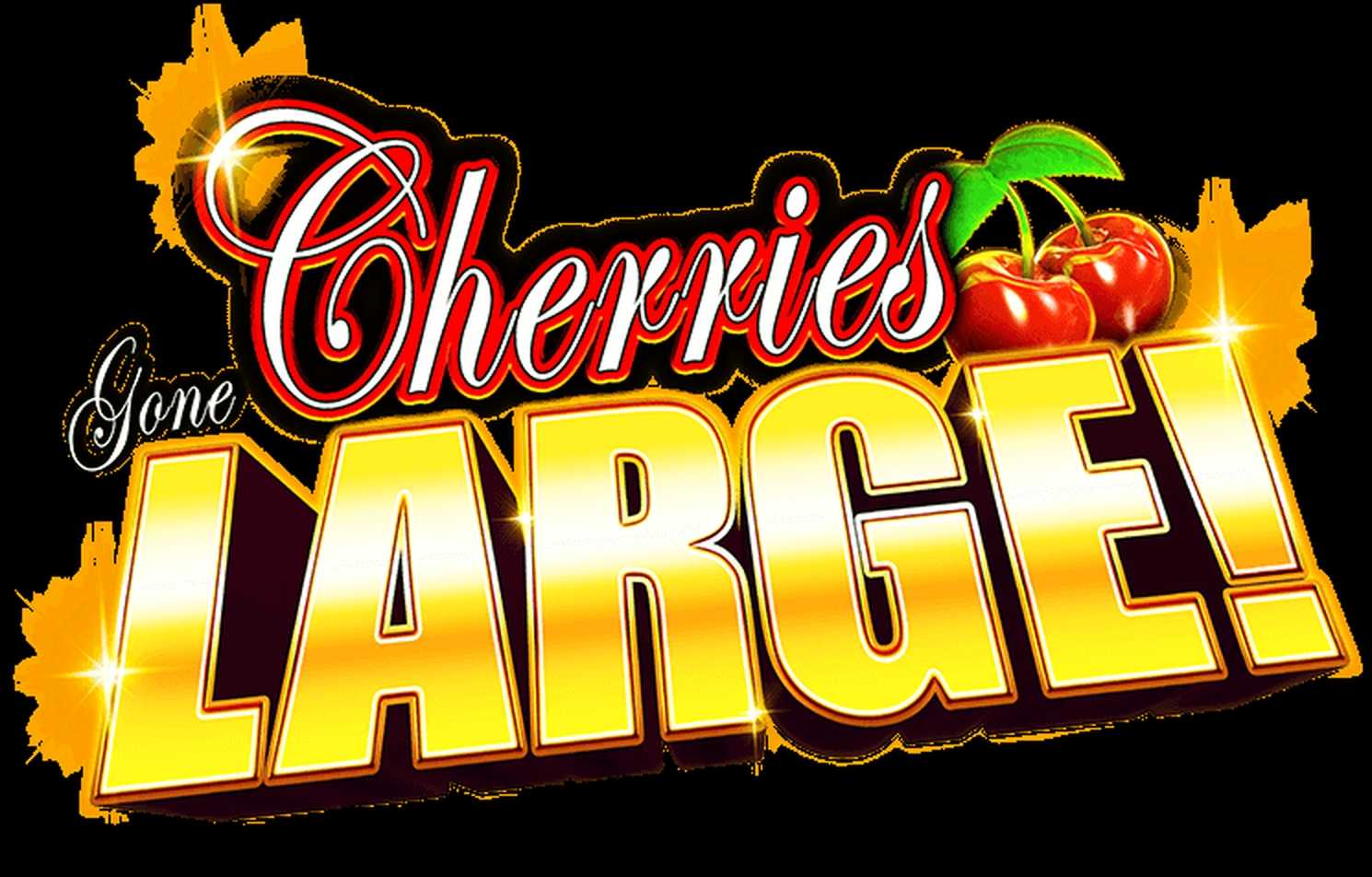 The Cherries Gone Large Online Slot Demo Game by bluberi