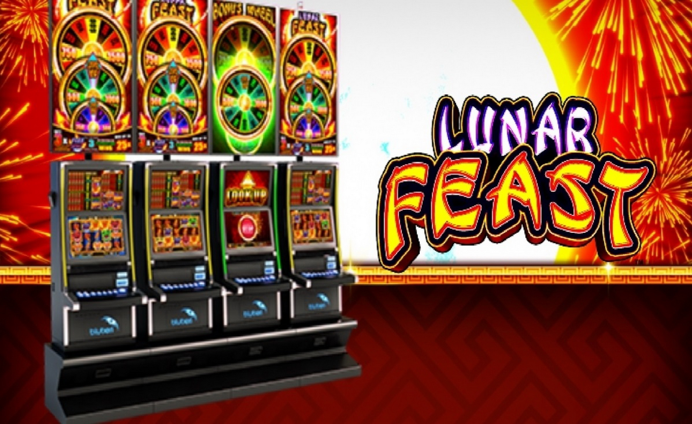The Lunar Feast Online Slot Demo Game by bluberi