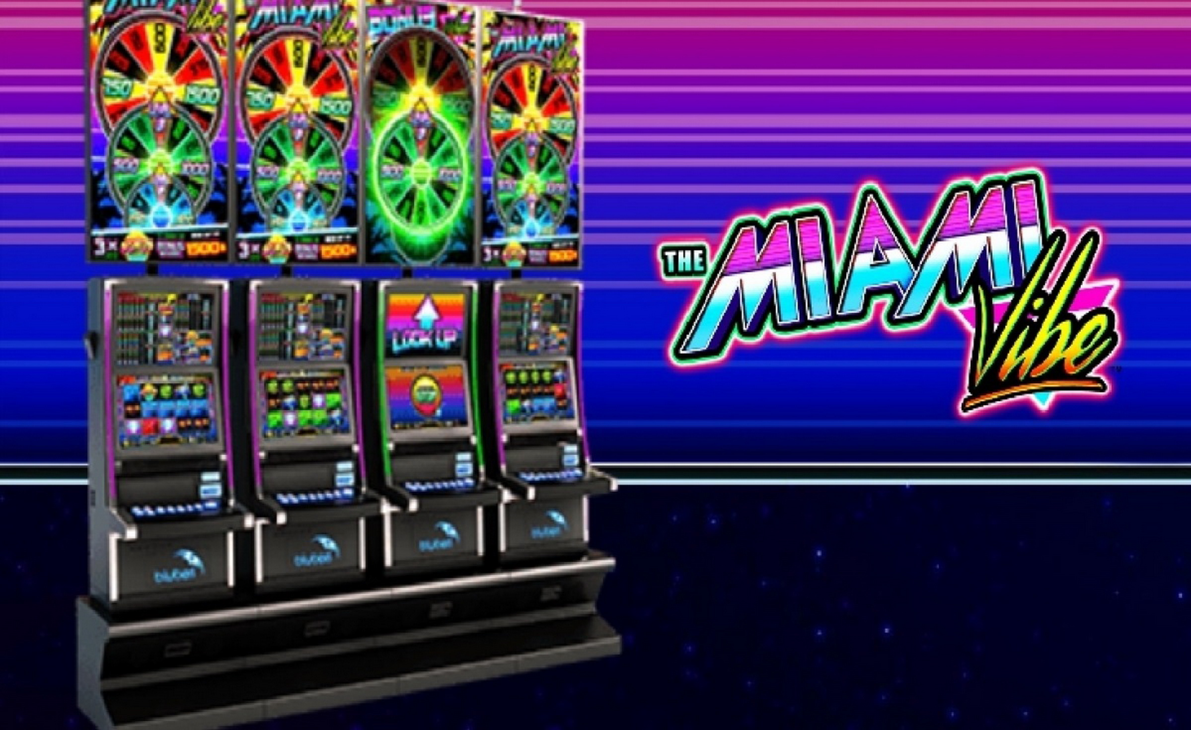 The Miami Vibe Online Slot Demo Game by bluberi