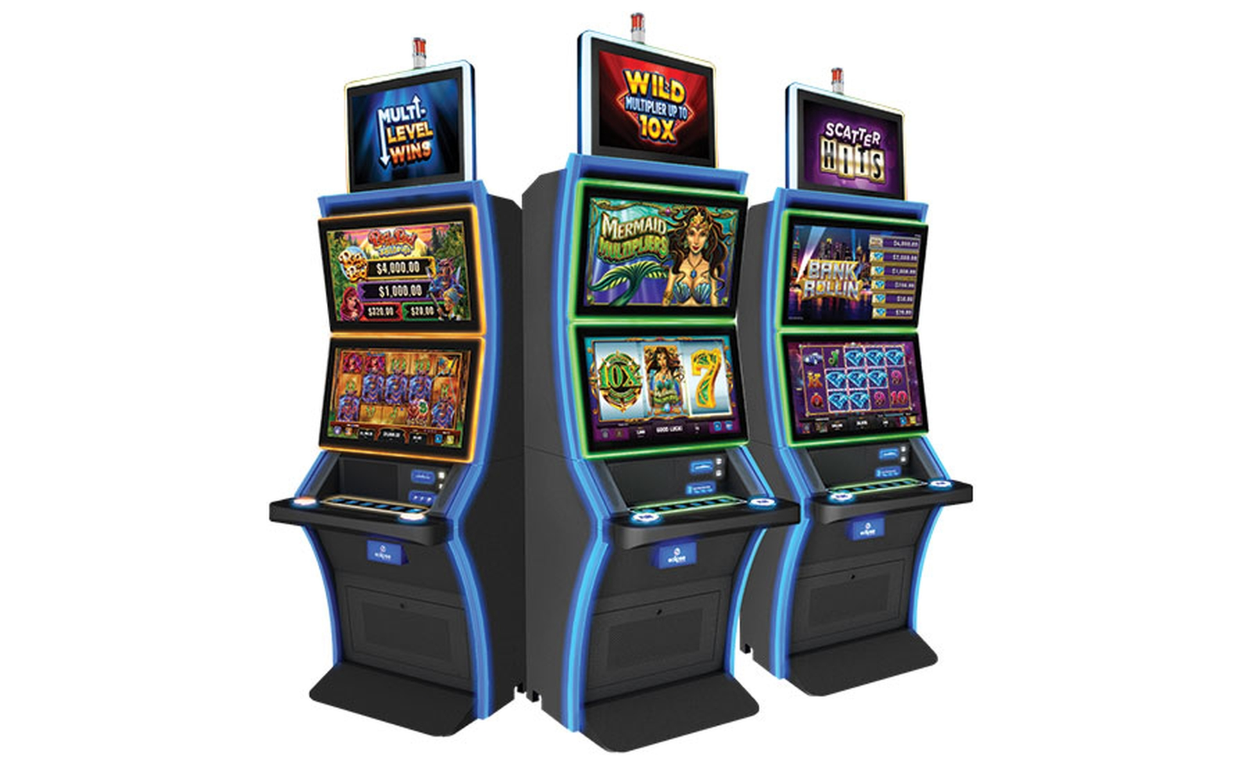 The Money Vibe Online Slot Demo Game by bluberi