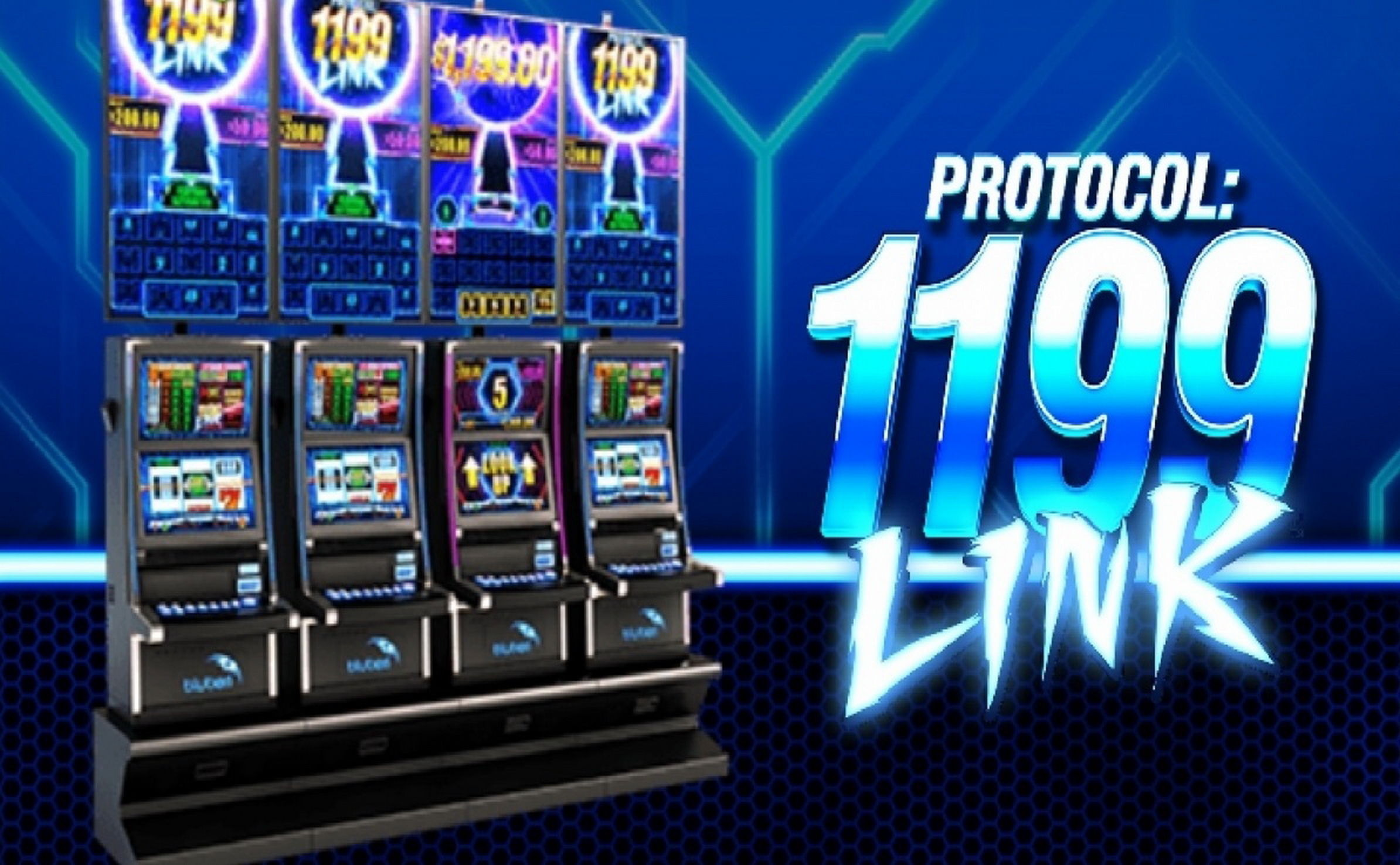 The Protocol 1199 Link Online Slot Demo Game by bluberi
