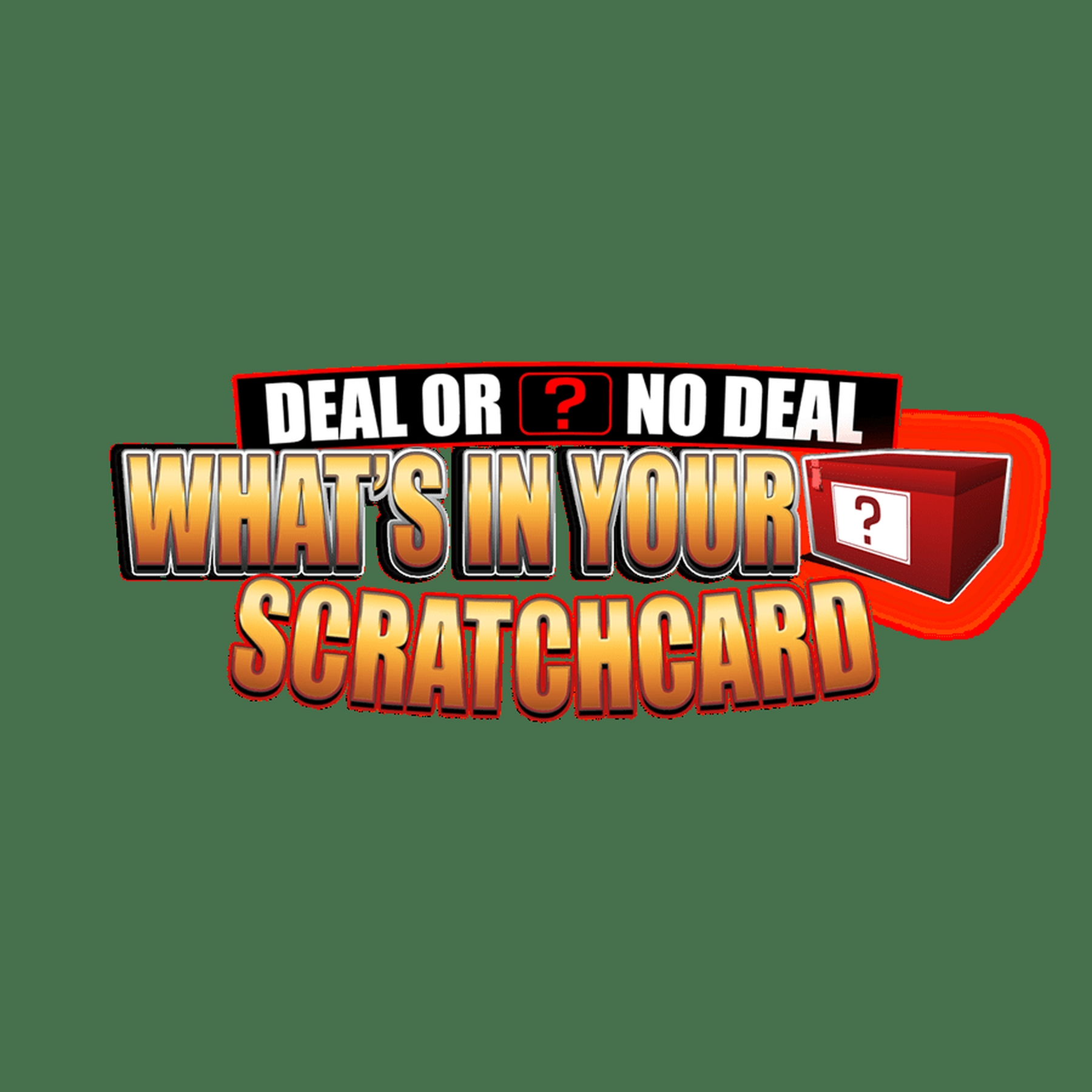 The Deal or No Deal: What's in Your Box Scratchcard Online Slot Demo Game by Blueprint Gaming