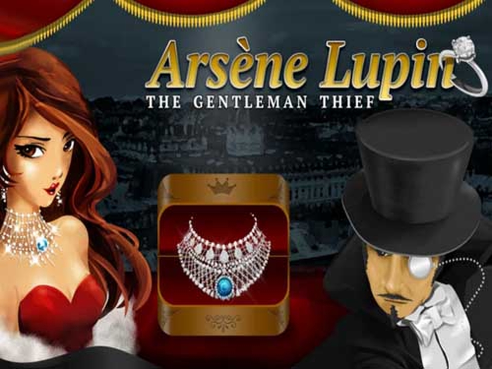 The Arsène Lupin Online Slot Demo Game by Capecod Gaming