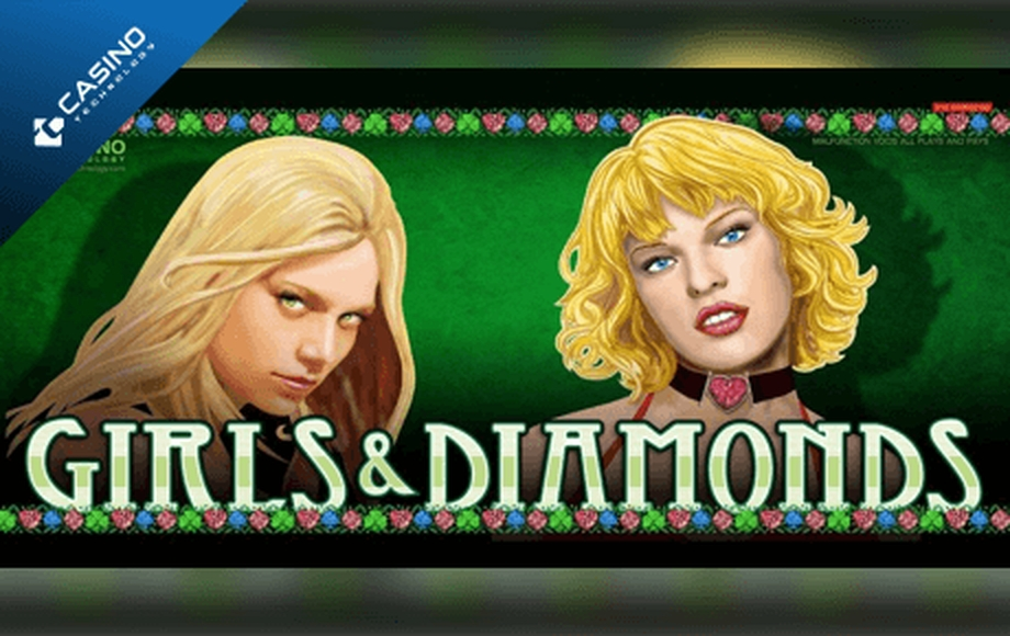 The Girls & Diamonds Online Slot Demo Game by casino technology