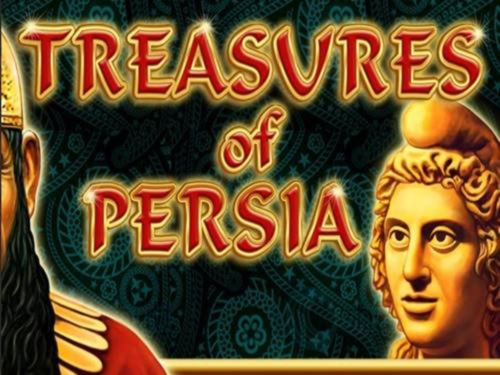 The Treasures of Persia Online Slot Demo Game by casino technology