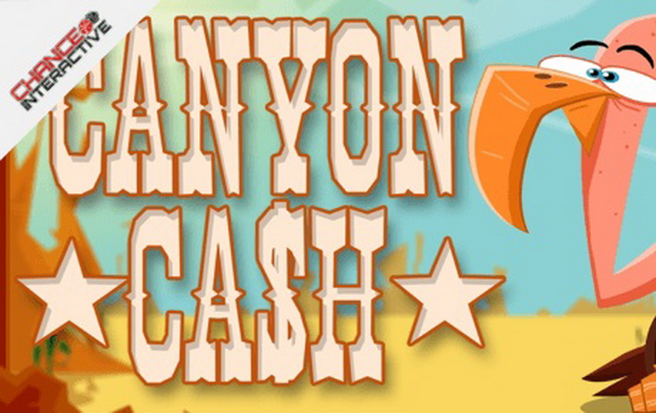 The CANYON CASH Online Slot Demo Game by Chance Interactive