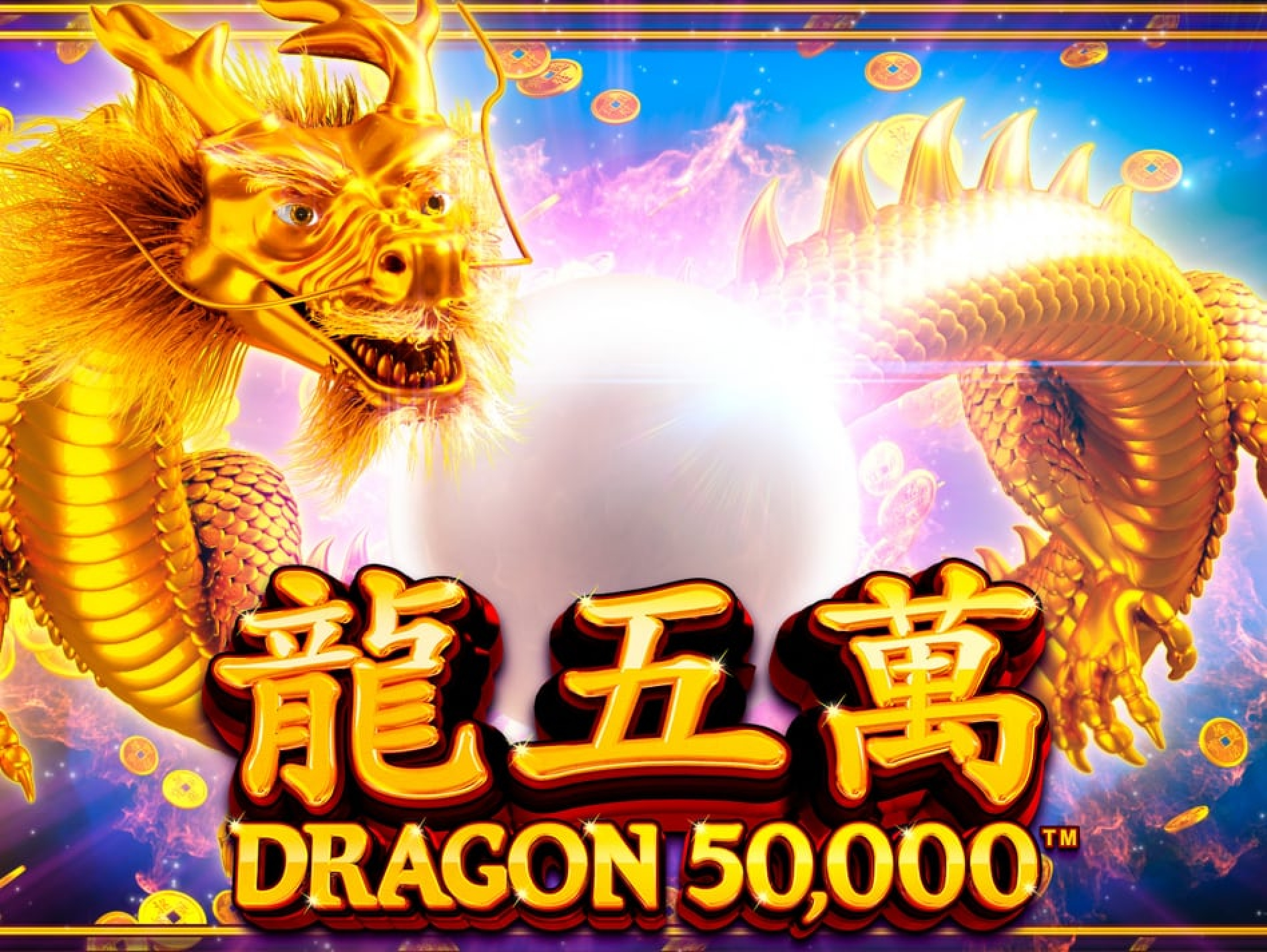 The Dragon 50000 Online Slot Demo Game by Chance Interactive