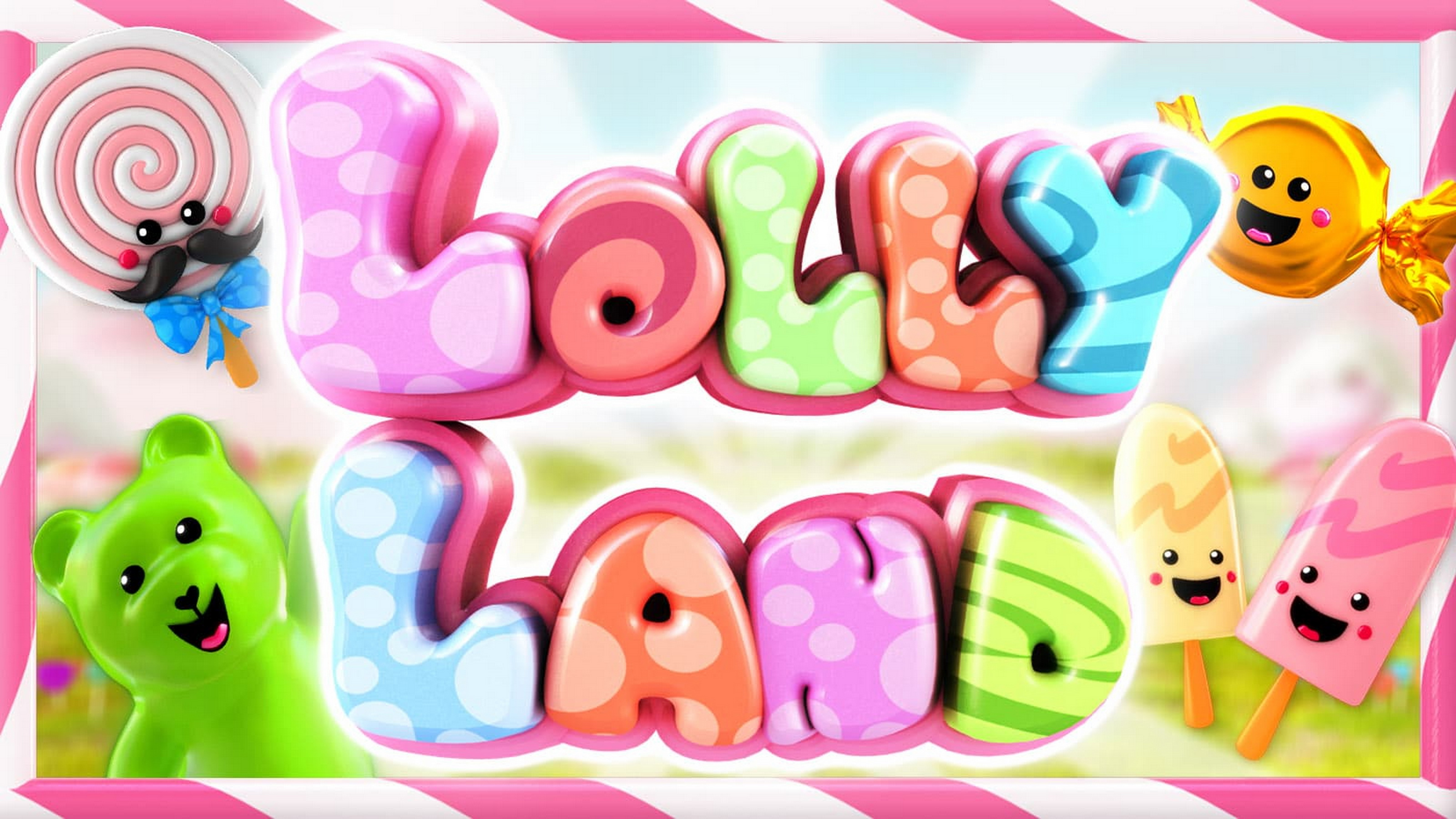 The Lolly Land Online Slot Demo Game by Chance Interactive