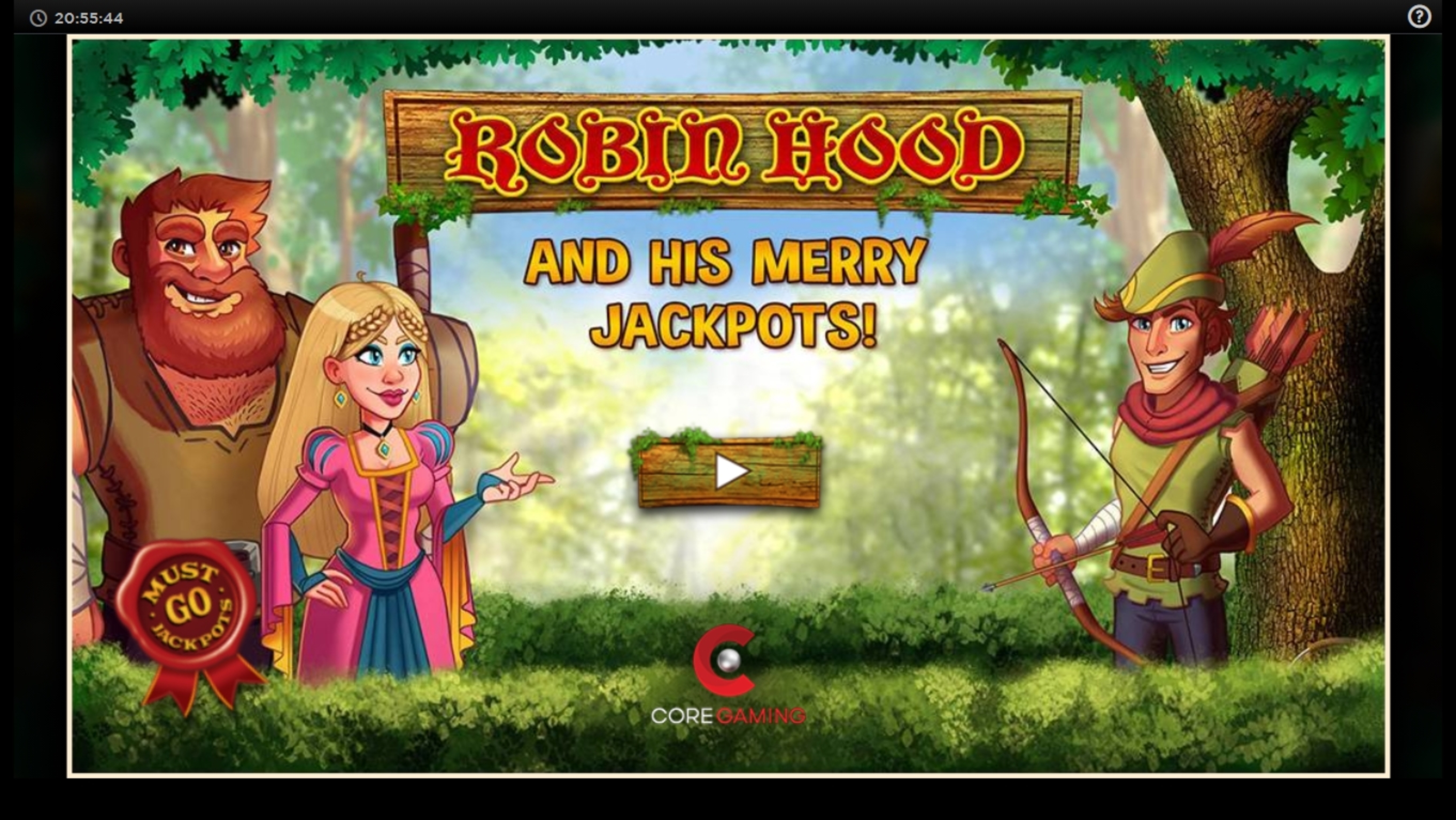 Play Robin Hood (CORE Gaming) Free Casino Slot Game by CORE Gaming