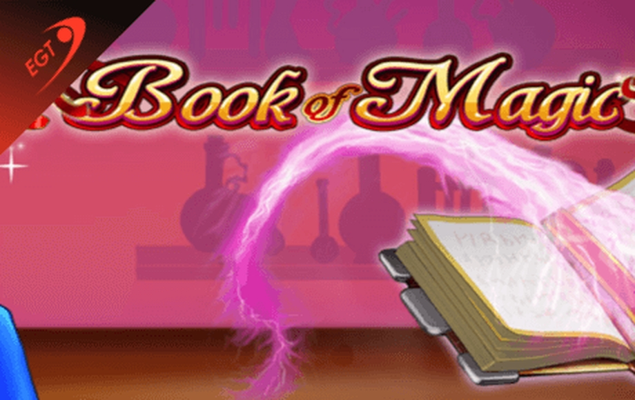 The Book of Magic (EGT) Online Slot Demo Game by EGT