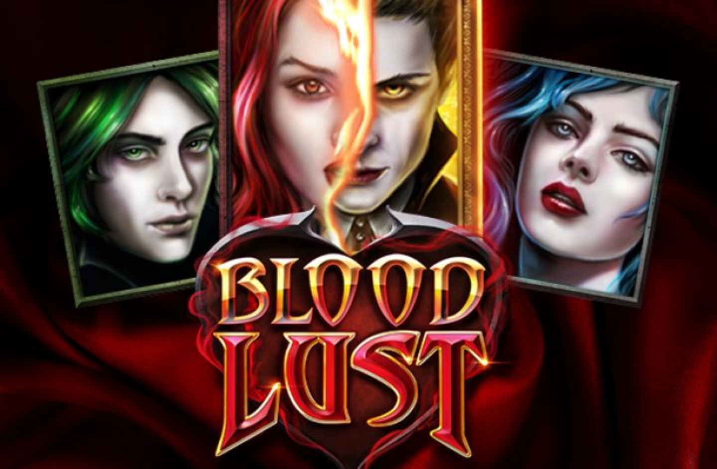 The Blood Lust Online Slot Demo Game by ELK Studios
