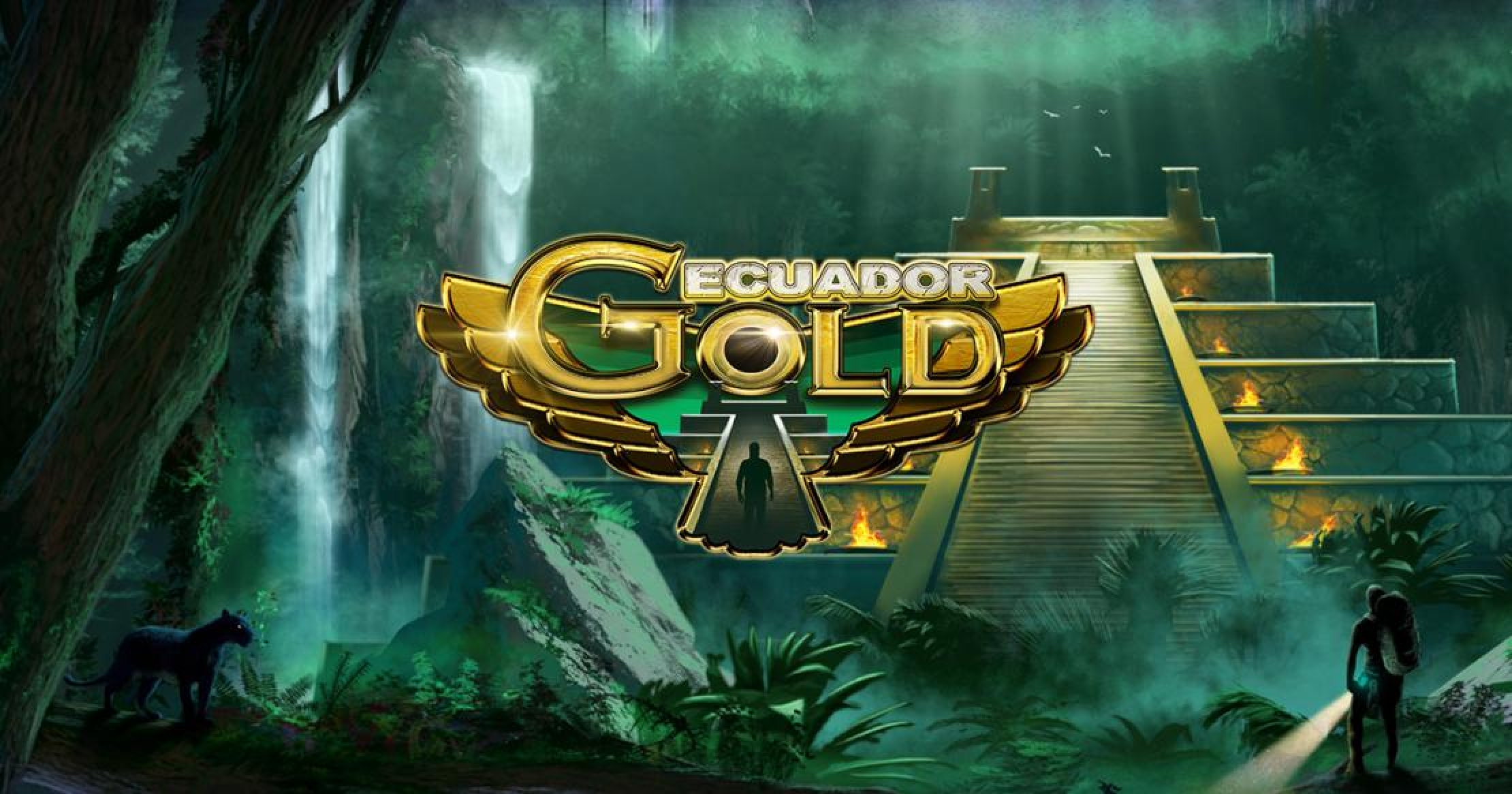 The Ecuador Gold Online Slot Demo Game by ELK Studios