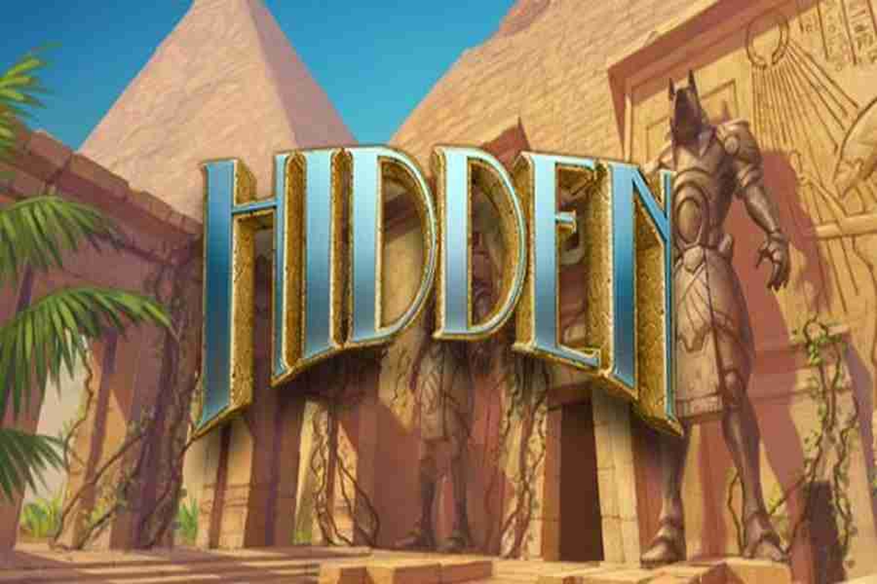 The Hidden Online Slot Demo Game by ELK Studios