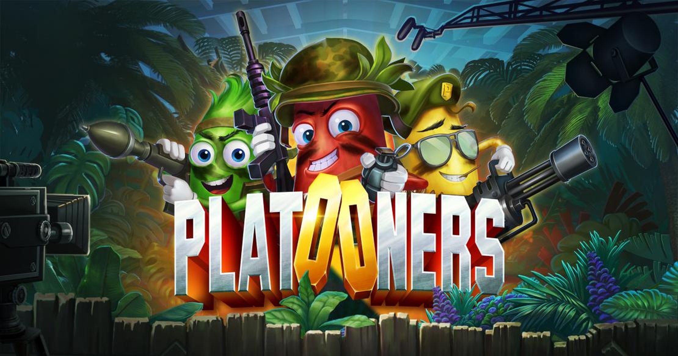 The Platooners Online Slot Demo Game by ELK Studios