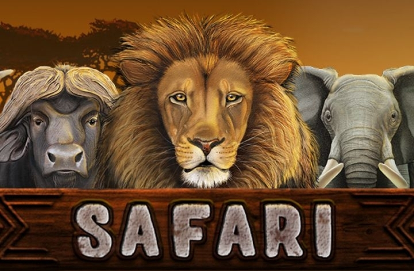 The Safari (Endorphina) Online Slot Demo Game by Endorphina