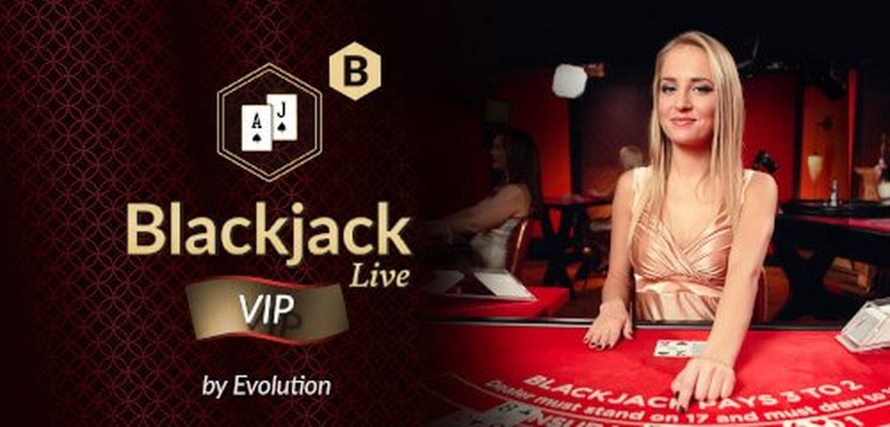 The Blackjack VIP B Online Slot Demo Game by Evolution Gaming