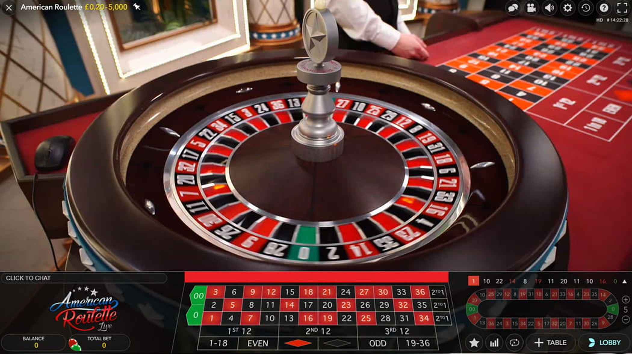 The Norsk Roulette Online Slot Demo Game by Evolution Gaming