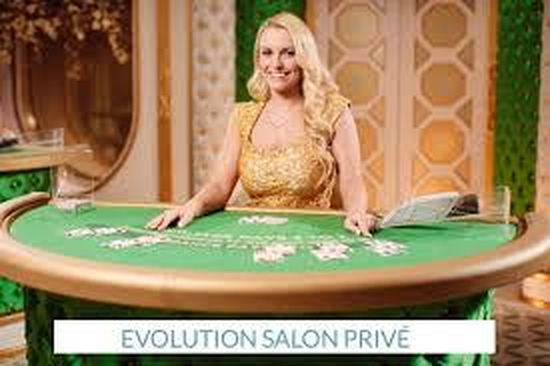 The Salon Prive Roulette 2 Online Slot Demo Game by Evolution Gaming