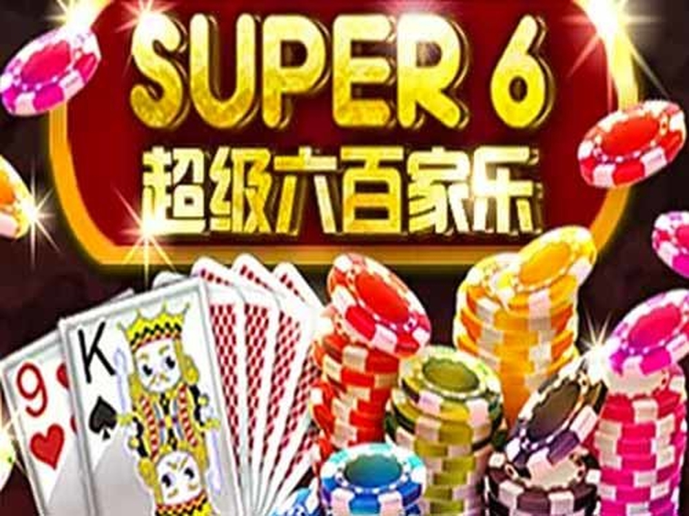 The Super Six Online Slot Demo Game by Evolution Gaming