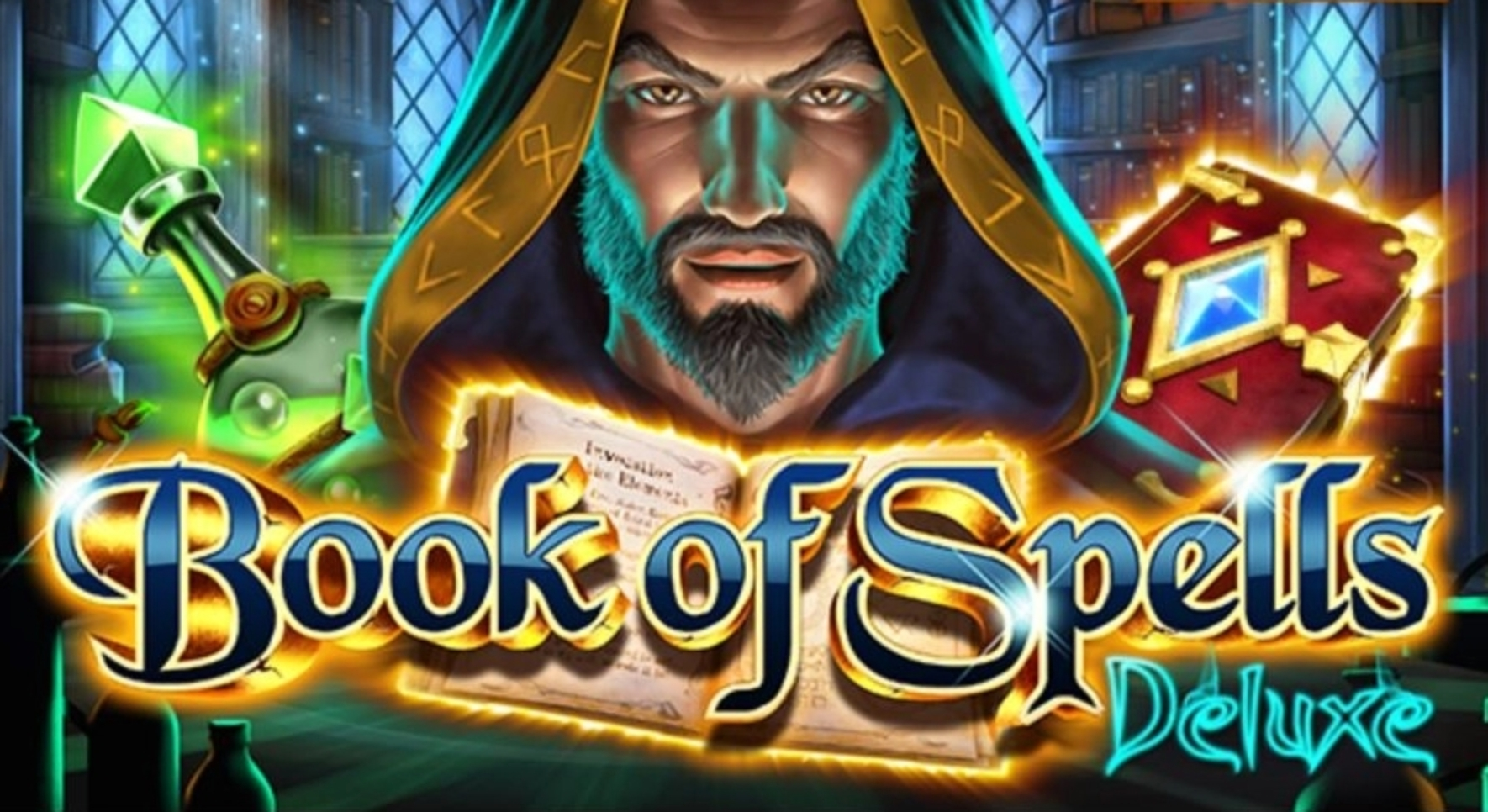 The Book Of Spells Deluxe Online Slot Demo Game by Fazi Gaming