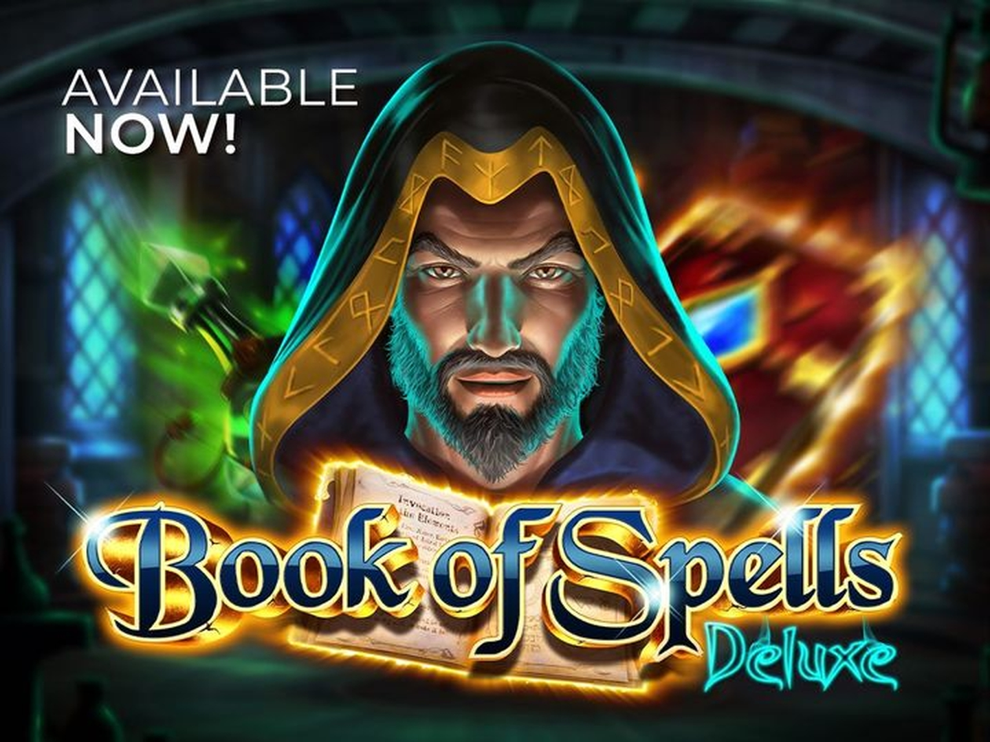 The Book of Spells (Fazi) Online Slot Demo Game by Fazi Gaming