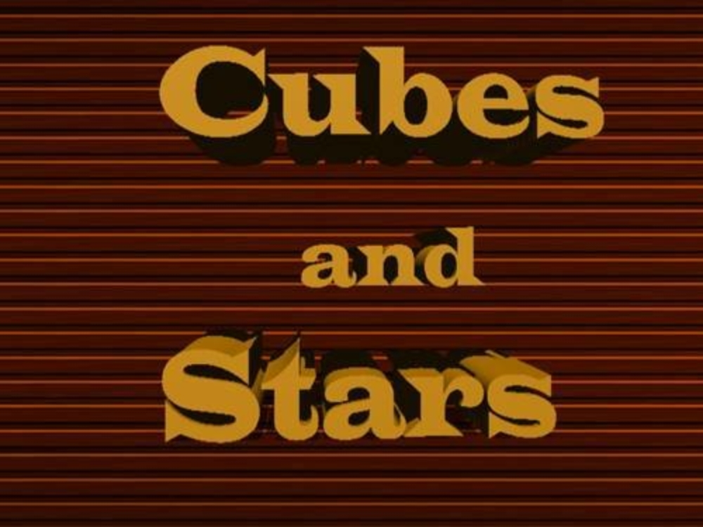 The Cubes and Stars Online Slot Demo Game by Fazi