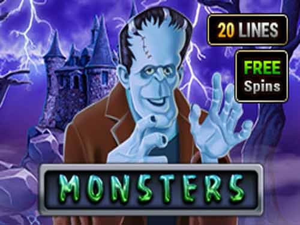 The Monsters (Fazi) Online Slot Demo Game by Fazi Gaming