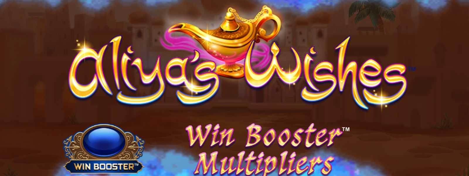 The Aliyas Wishes Online Slot Demo Game by Fortune Factory Studios