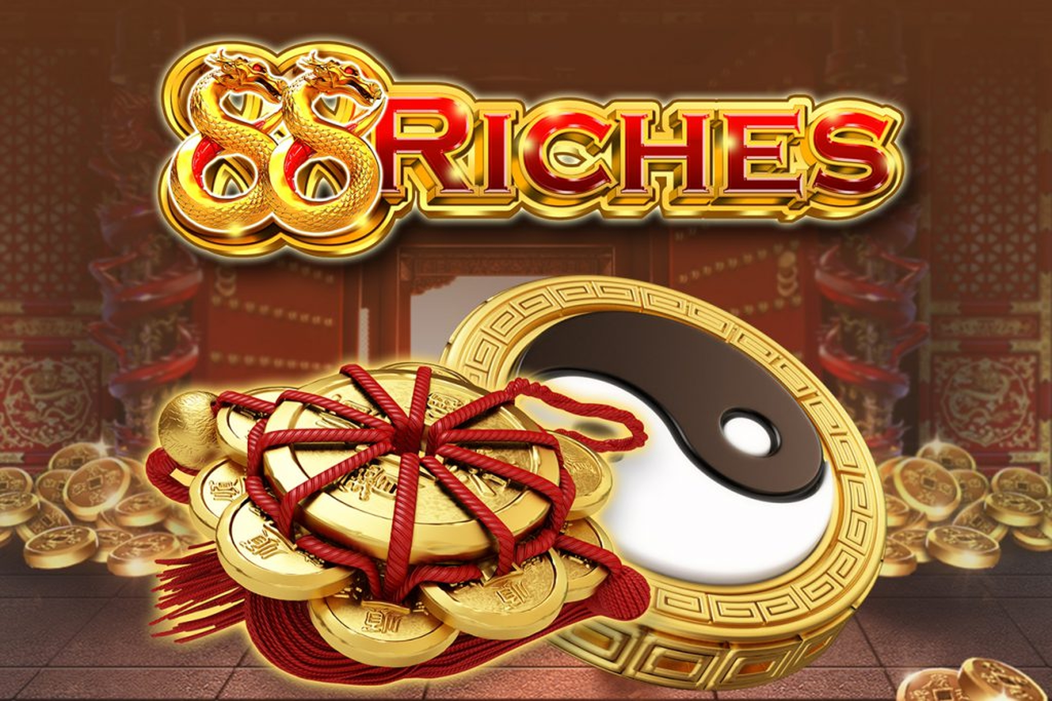 The 88 Riches Online Slot Demo Game by GameArt