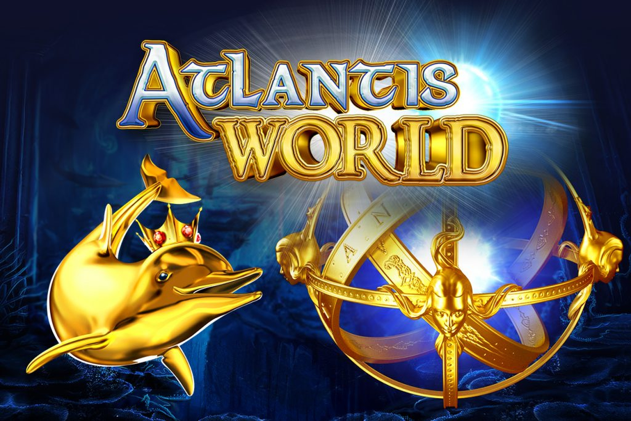 The Atlantis World Online Slot Demo Game by GameArt