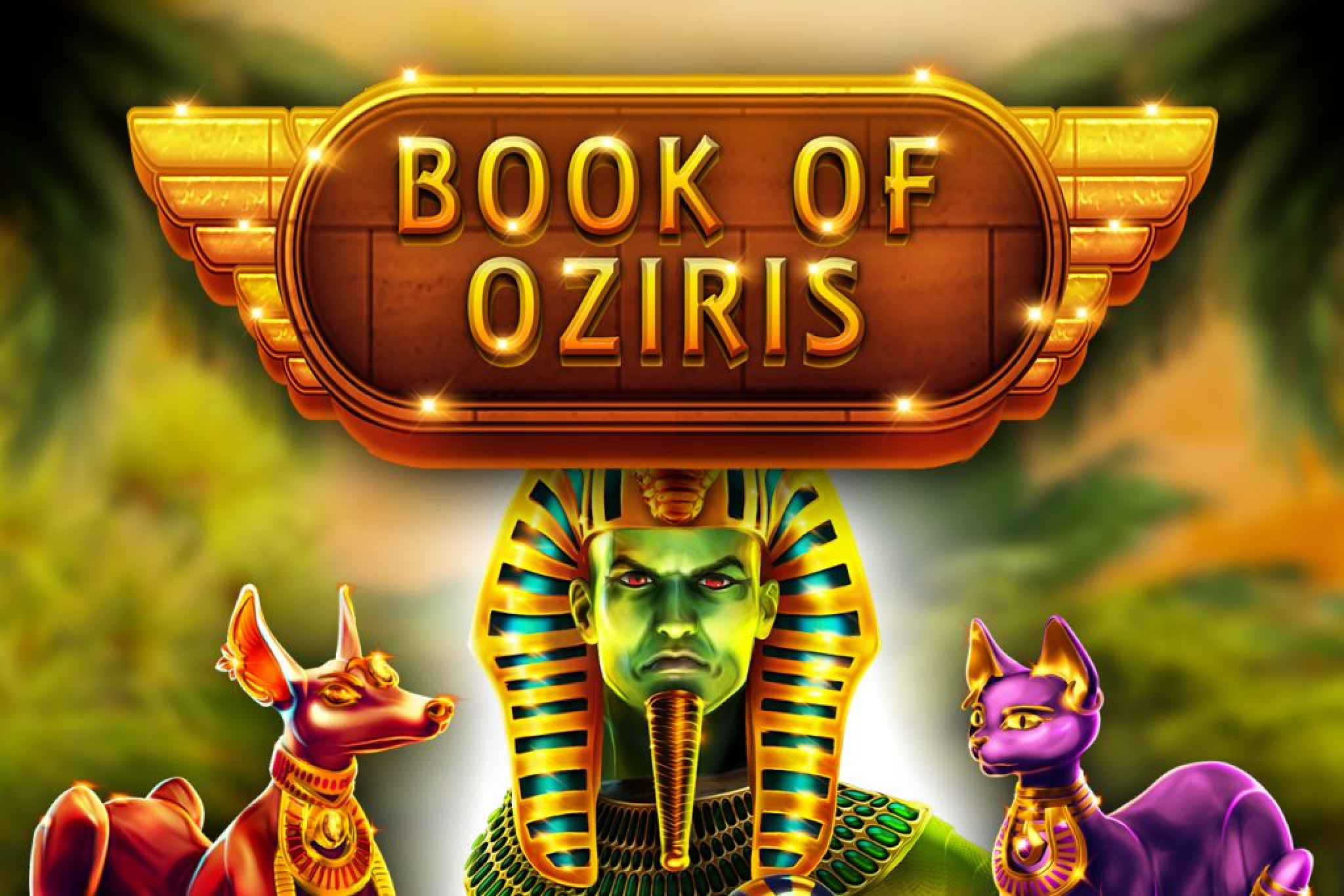 The Book of Oziris Online Slot Demo Game by GameArt