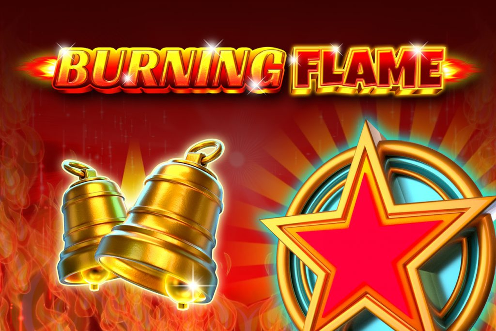 The Burning Flame Online Slot Demo Game by GameArt