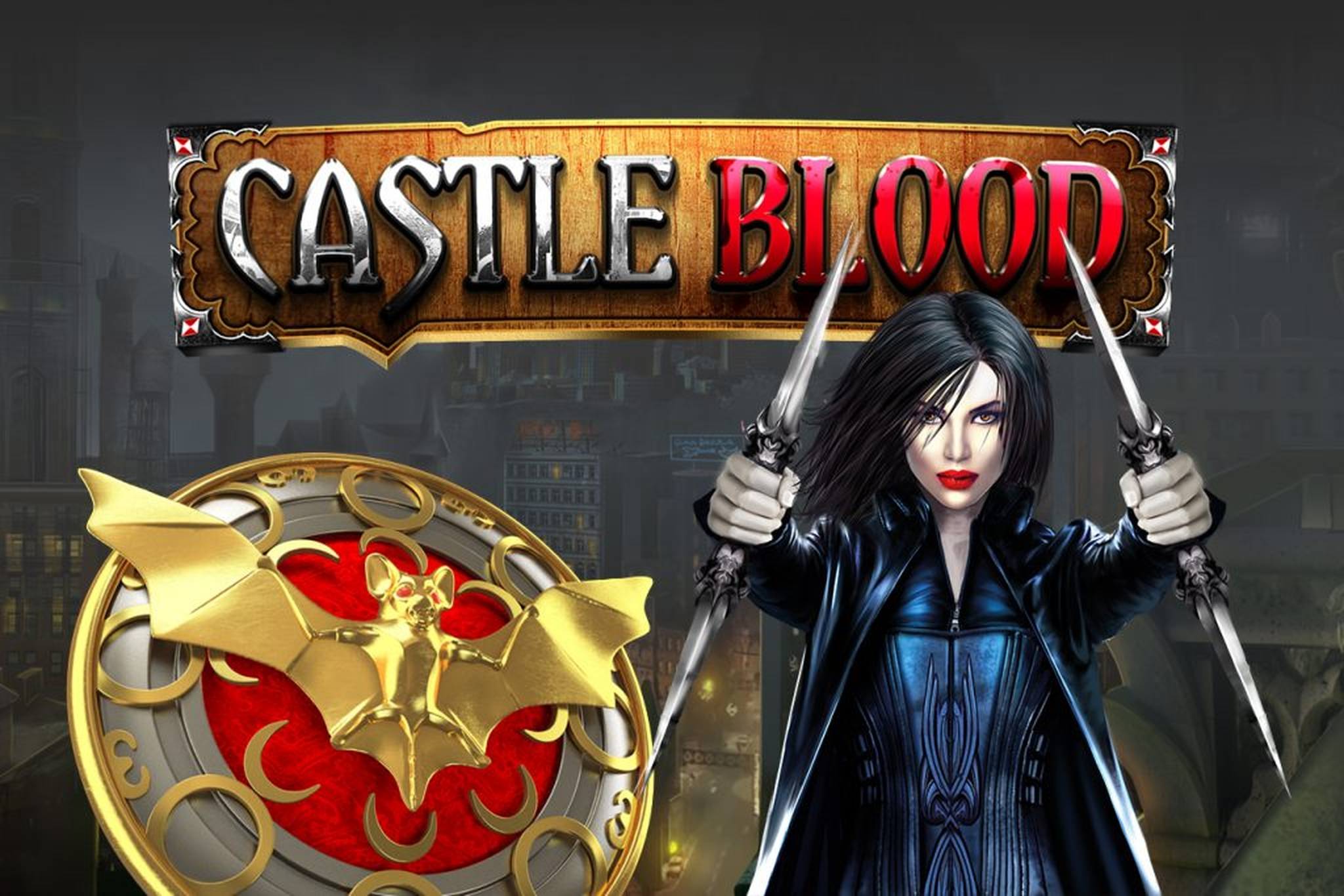 The Castle Blood Online Slot Demo Game by GameArt
