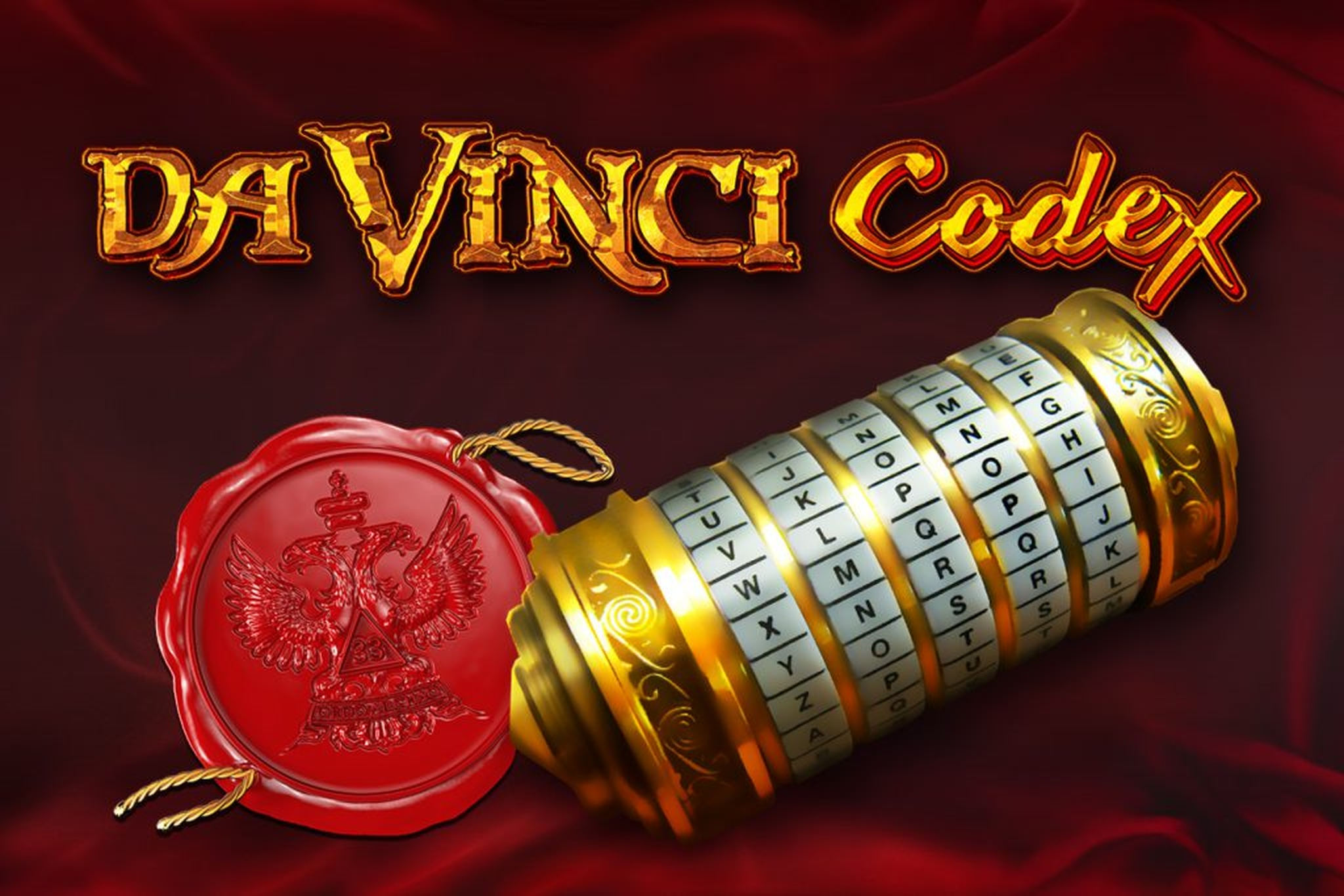The DaVinci Codex Online Slot Demo Game by GameArt