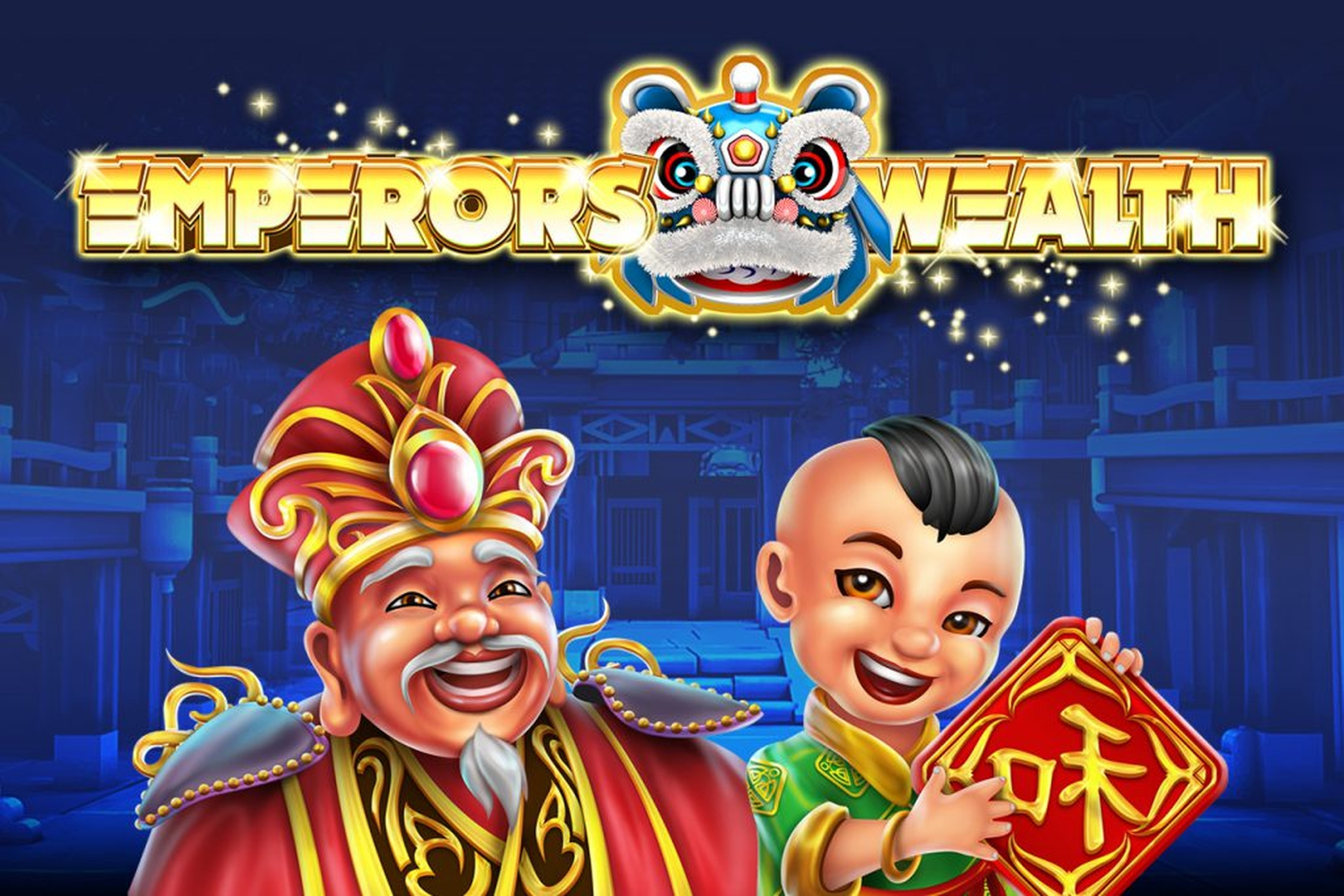 The Emperors wealth Online Slot Demo Game by GameArt