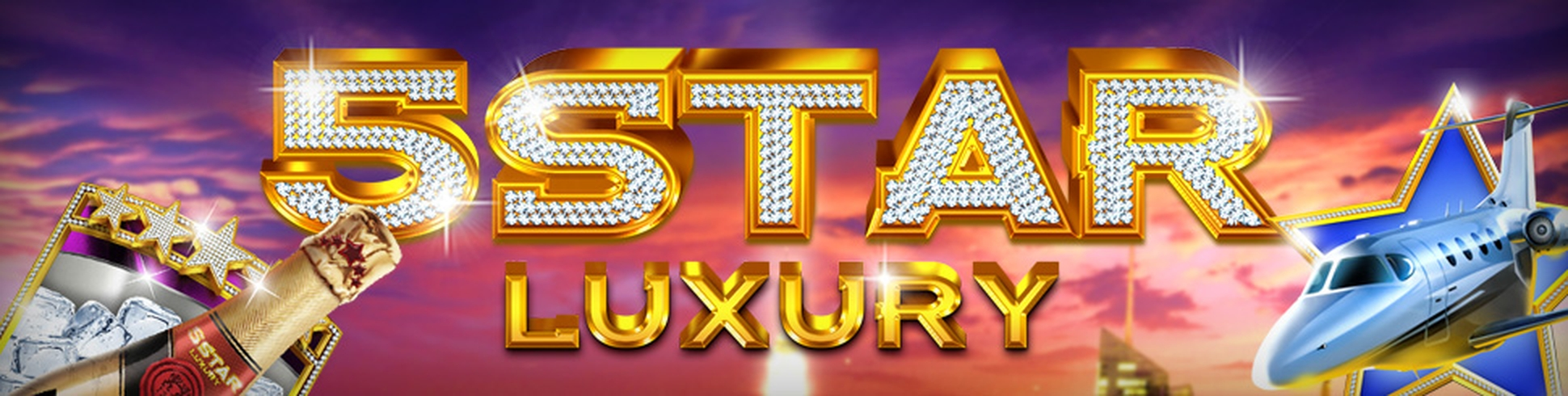 The Five Star Luxury Online Slot Demo Game by GameArt