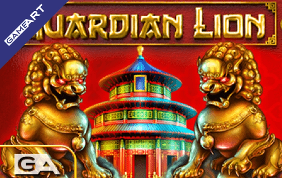 The Guardian Lion Online Slot Demo Game by GameArt