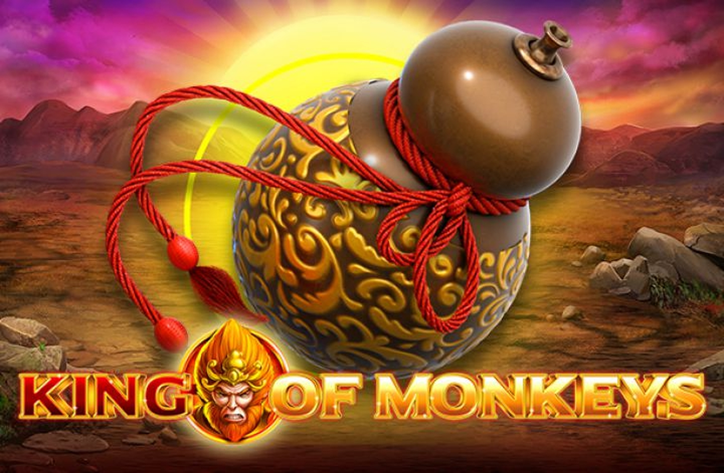 The King Of Monkeys Online Slot Demo Game by GameArt