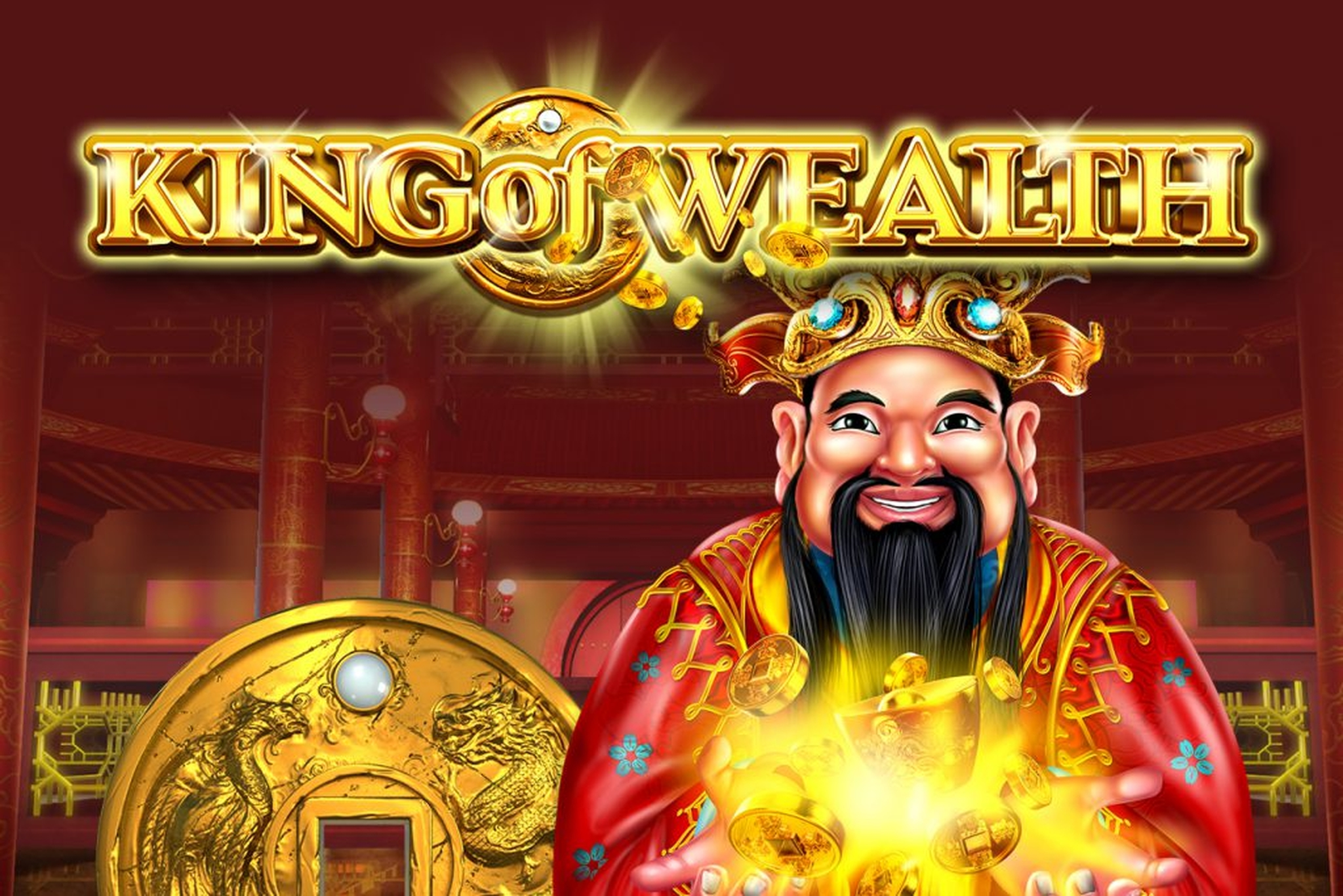 The King Of Wealth Online Slot Demo Game by GameArt