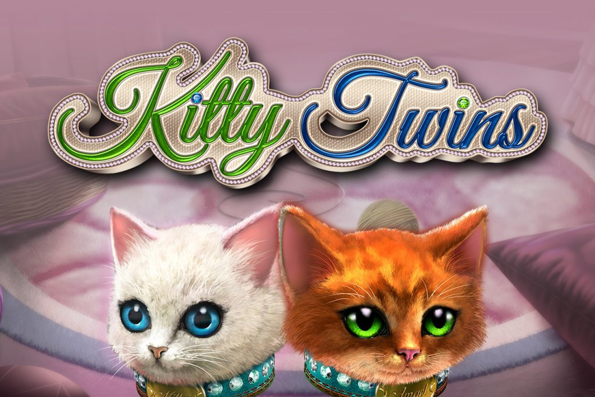 Win Money in Kitty Twins Free Slot Game by GameArt