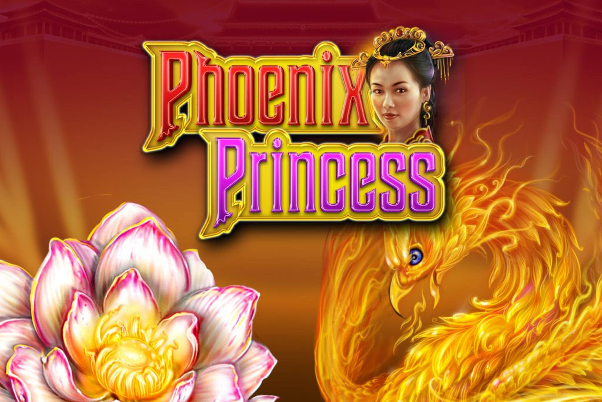 The Phoenix Princess Online Slot Demo Game by GameArt