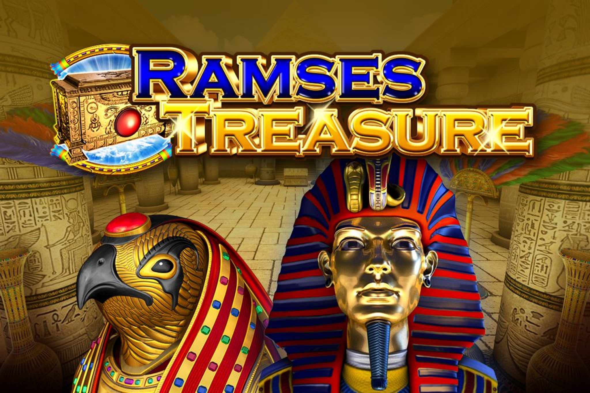 The Ramses Treasure Online Slot Demo Game by GameArt