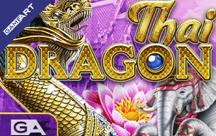 The Thai Dragon Online Slot Demo Game by GameArt