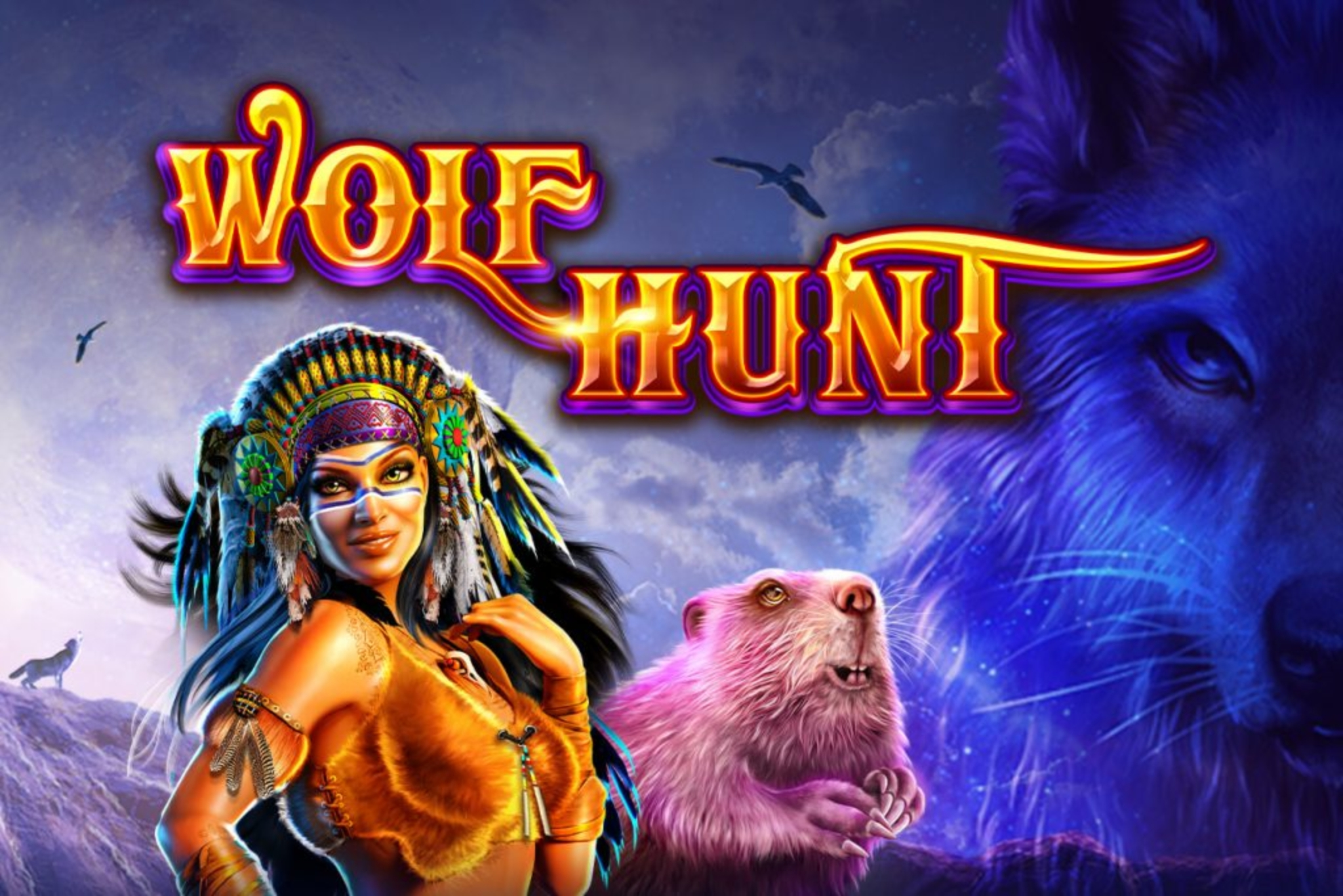 The Wolf Hunt Online Slot Demo Game by GameArt