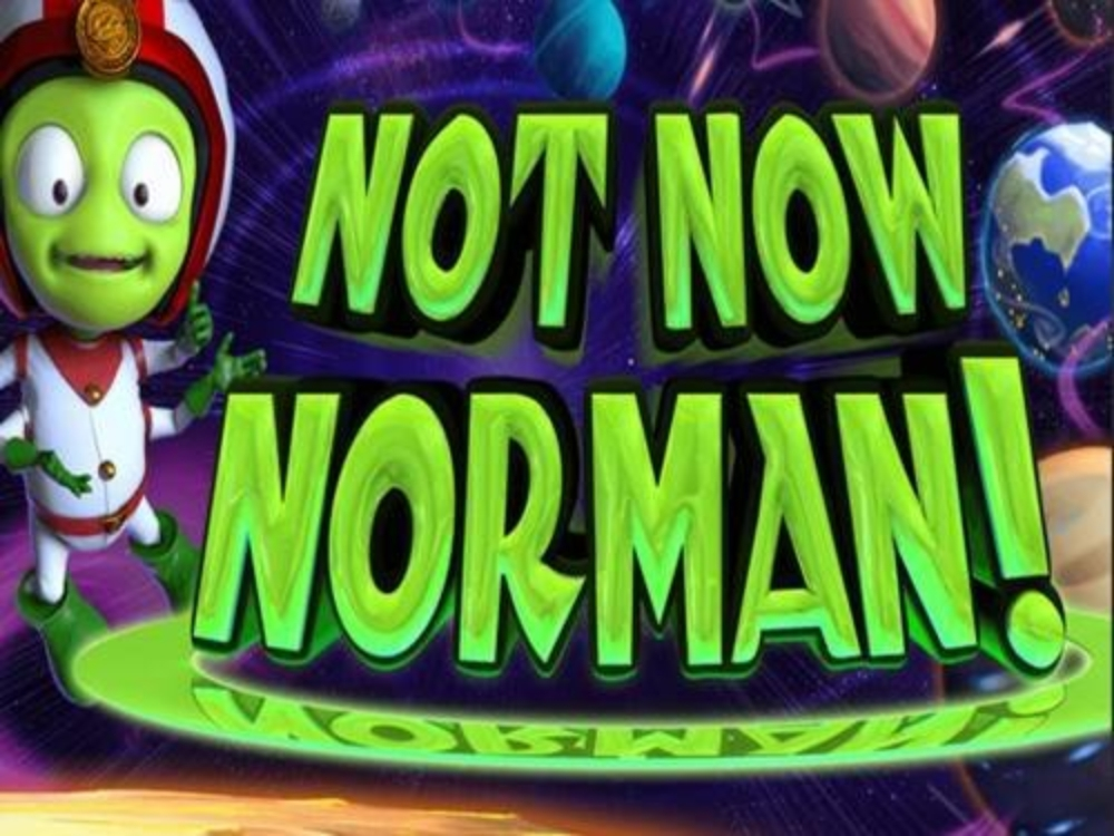 The Not Now Norman Online Slot Demo Game by GamesLab