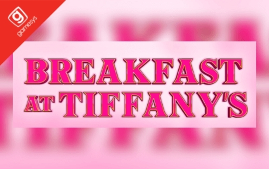 The Breakfast at Tiffany's Online Slot Demo Game by Gamesys