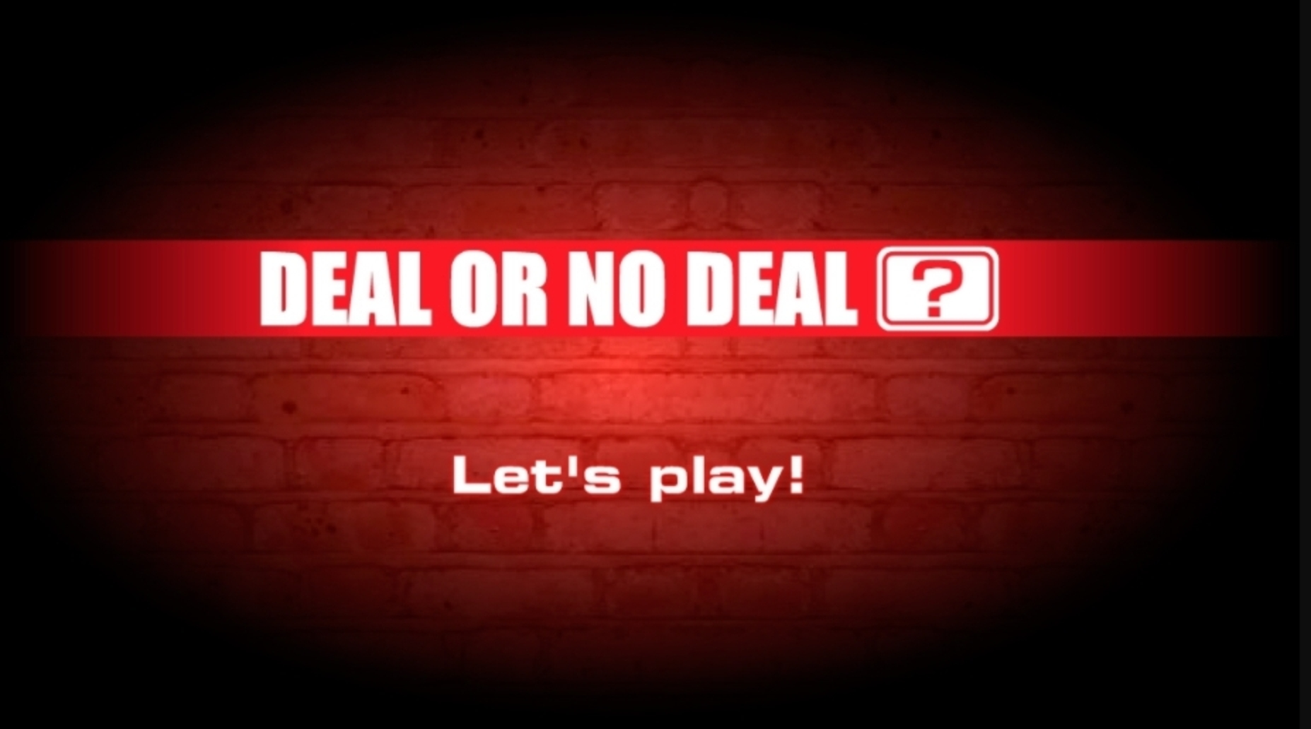 The Deal or No Deal (Gamesys) Online Slot Demo Game by Gamesys
