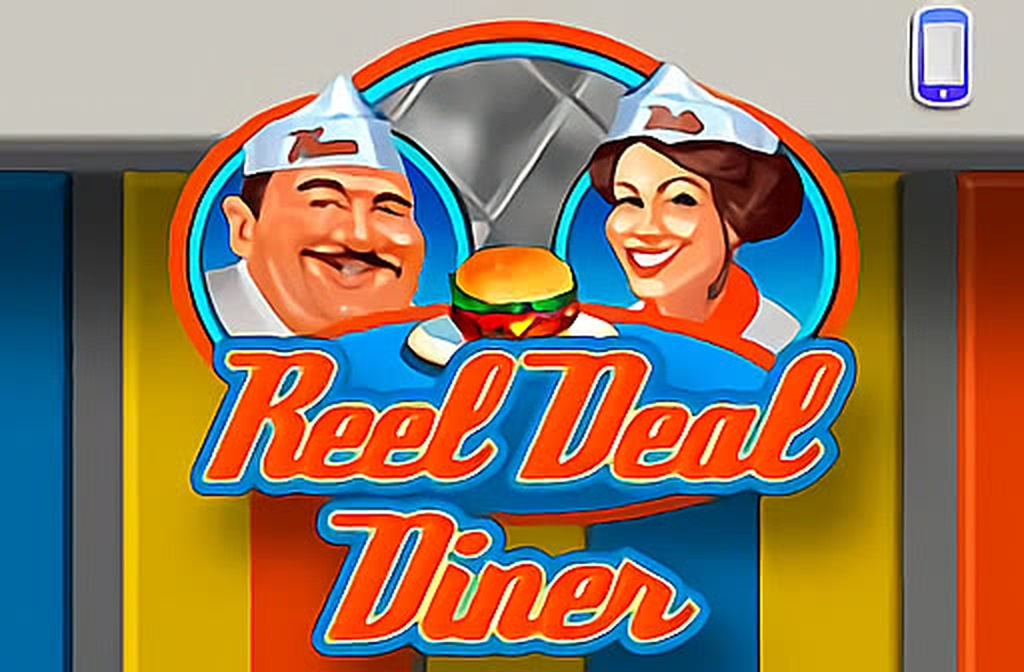 Reels in Reel Deal Diner Slot Game by Gamesys